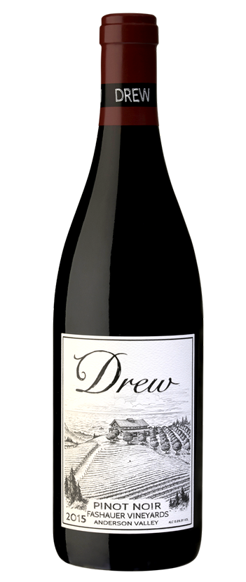 Drew Family Cellars 2015 Fashauer Vineyard Pinot Noir