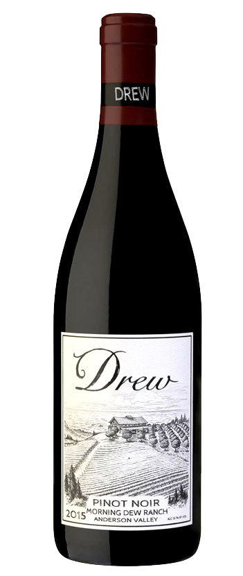 2015 Morning Dew Pinot Noir from Drew Family Cellars