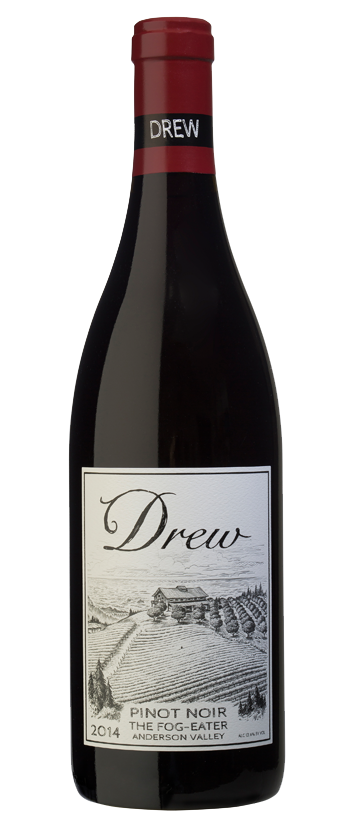 2014 Fog-Eater Pinot Noir from Drew Family Cellars