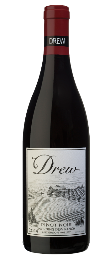 2014 Estate Field Selections Pinot Noir from Drew Family Cellars