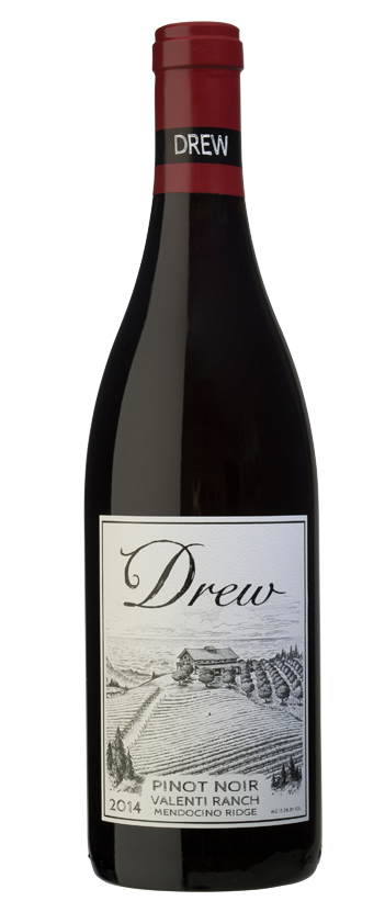 2014 Valenti Ranch Pinot Noir from Drew Family Cellars